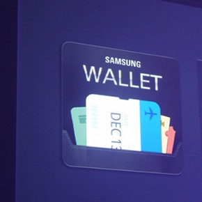 Samsung takes on Apple Passbook