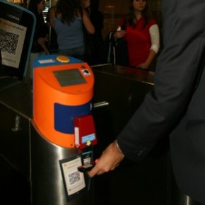 Cellum unveils mobile payments in Bulgarian subway