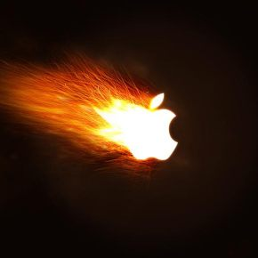 Sparks fly over Apple mobile payment patent