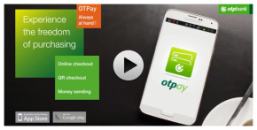 Driving mobile wallet use the OTPay way(VIDEO)