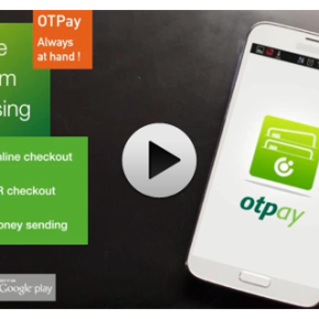 Driving mobile wallet use the OTPay way (VIDEO)