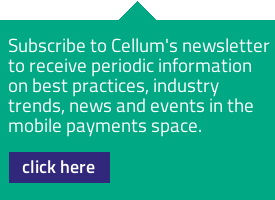 Subscribe to Cellum's newsletter