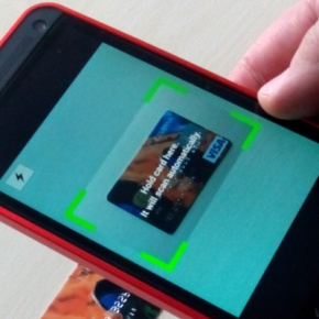 Cellum makes card registration a snap with new optical-scanning feature