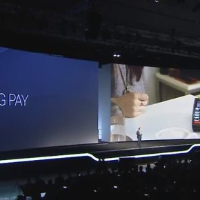 Samsung Pay another boost to mobile paymentsindustry