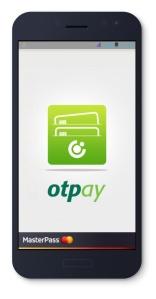 OTPay with MasterPass - splash screen