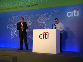 Cellum Wins Innovation Award at Citi Mobile Challenge APAC