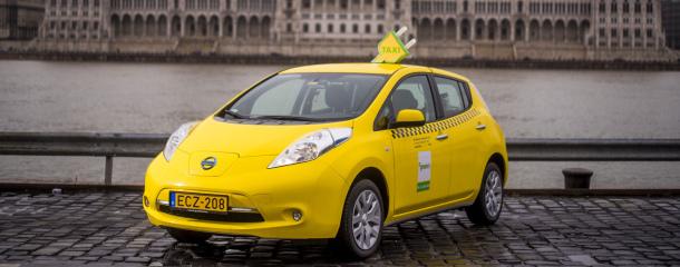 Green Taxi cab