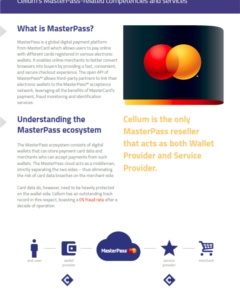 New white paper on MasterPass™ out now