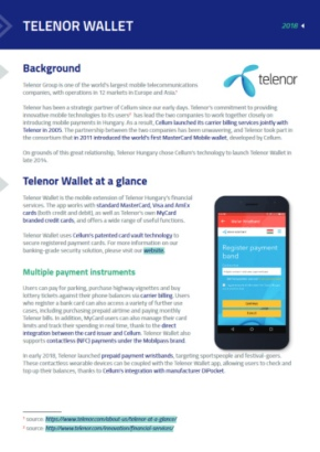 Telenor Wallet (Case Study)