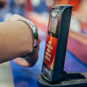 Mobile payments make breakthrough at Sziget Festival