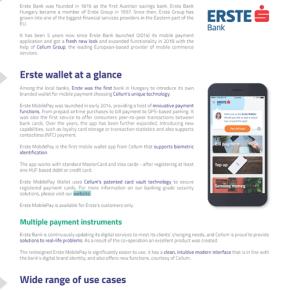 Erste MobilePay (CaseStudy)